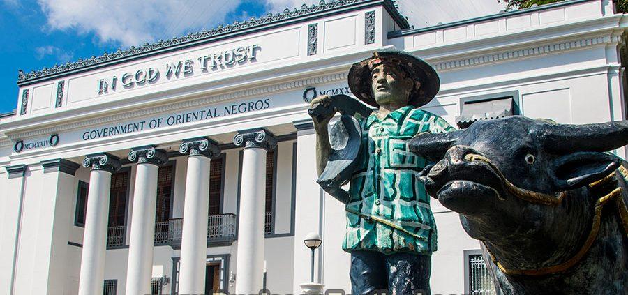 Capitol Building - Freedom Park - Dumageute - Negros Oriental