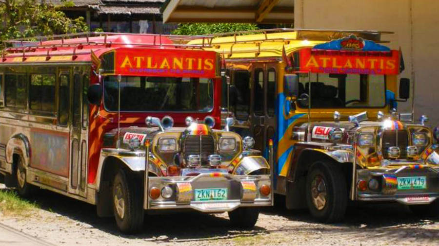 Atlantis Dive Resort Dumaguete shuttle service