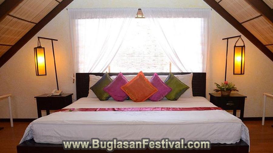 Bahura Resort and Spa Dumageute Dauin room