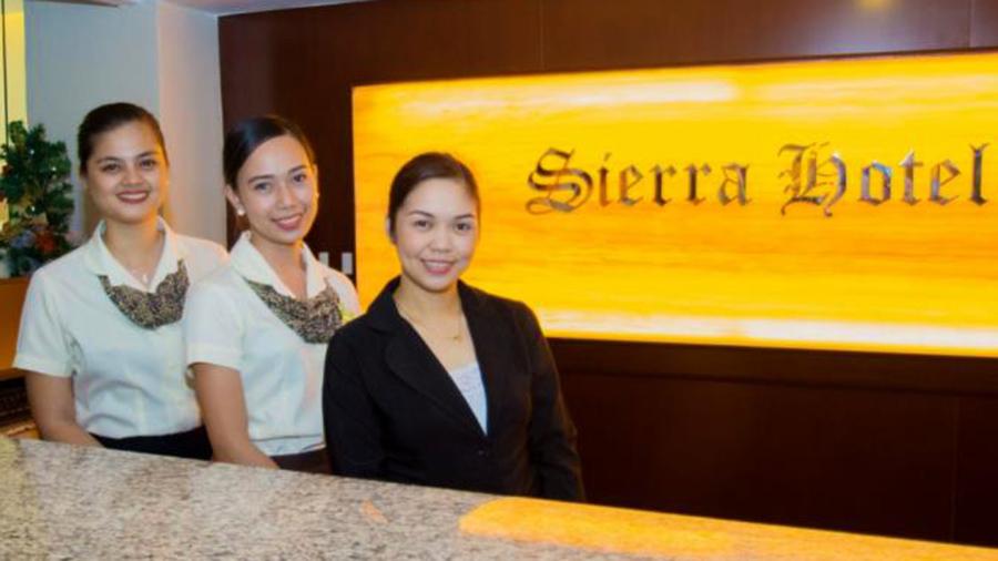 Dumaguete City - Sierra Hotel