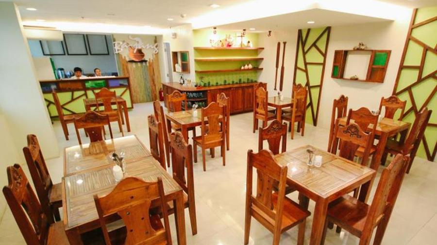 Go Hotels Dumaguete - restaurant