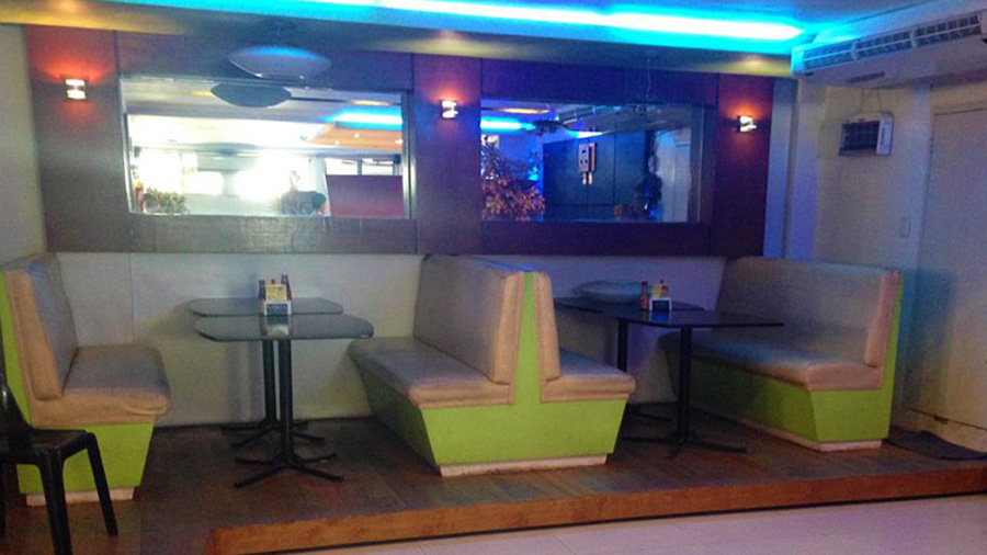 Hotel Camila - restaurant