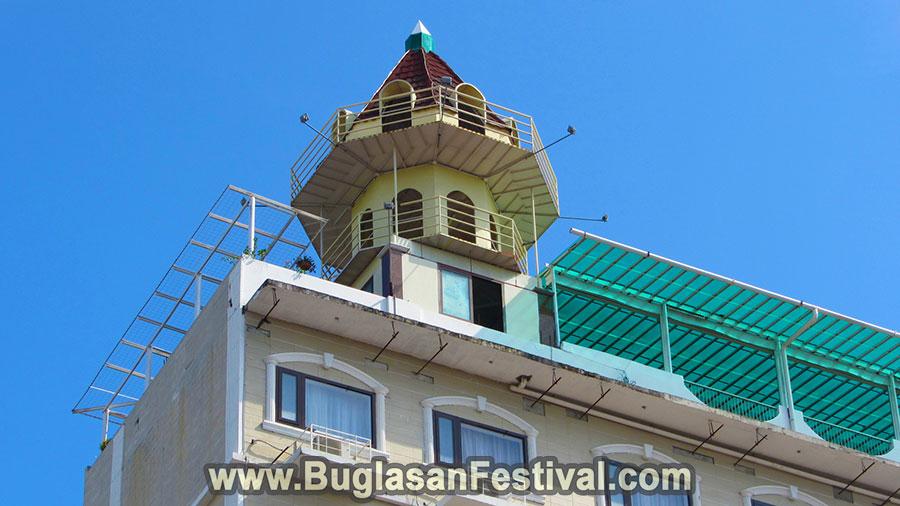 Hotel Essencia roof top