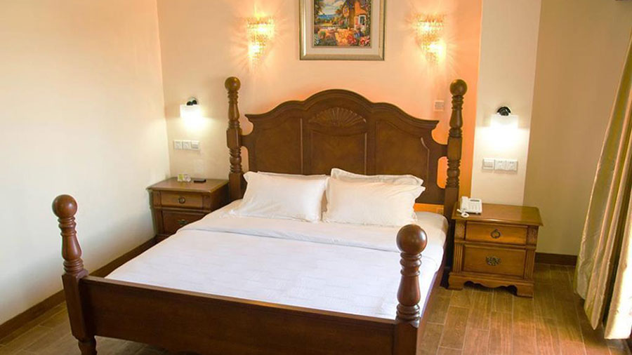 Hotel Essencia room