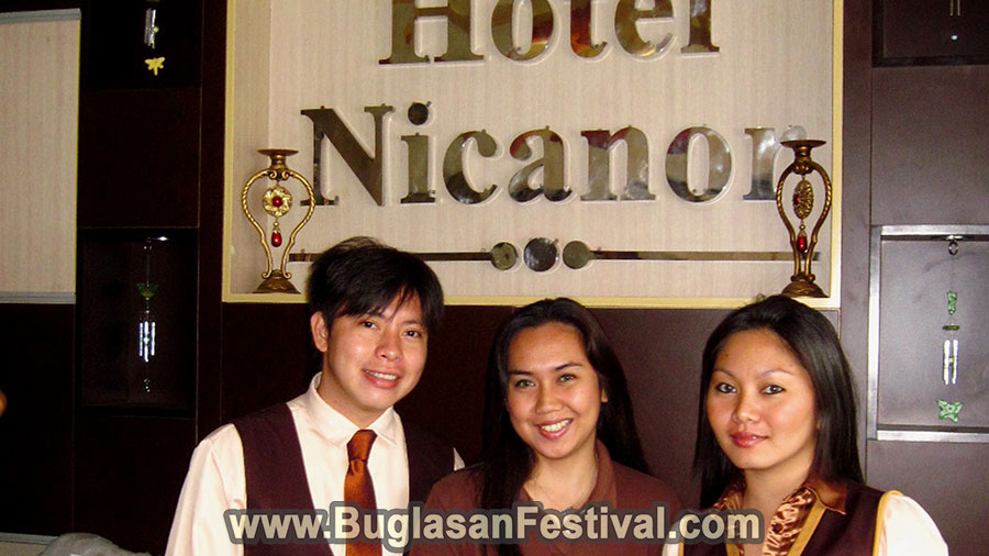 Hotel Nicanor Dumaguete staff