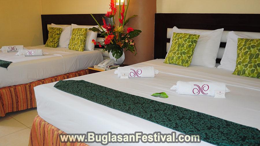 Hotel Nicanor executive-deluxe-room
