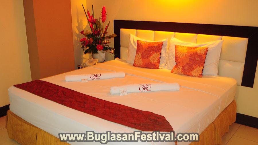 Hotel Nicanor superior-room