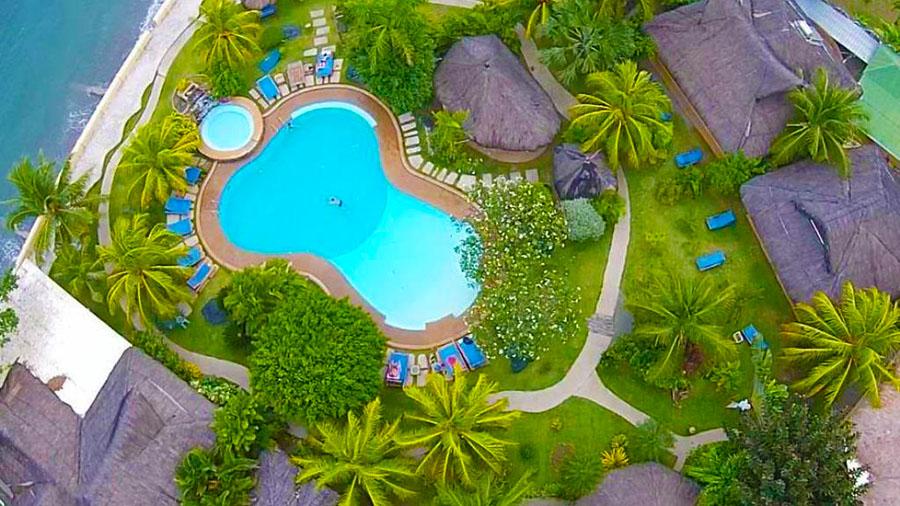 Thalatta Resort - Zamboanguita - Dumaguete City