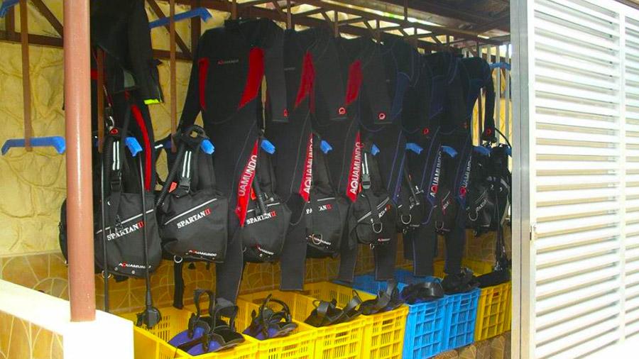 Thalatta Resort - Dive