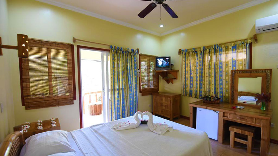 Thalatta Resort - room