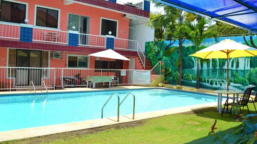 Villa Prescilla - Dumaguete City - pool
