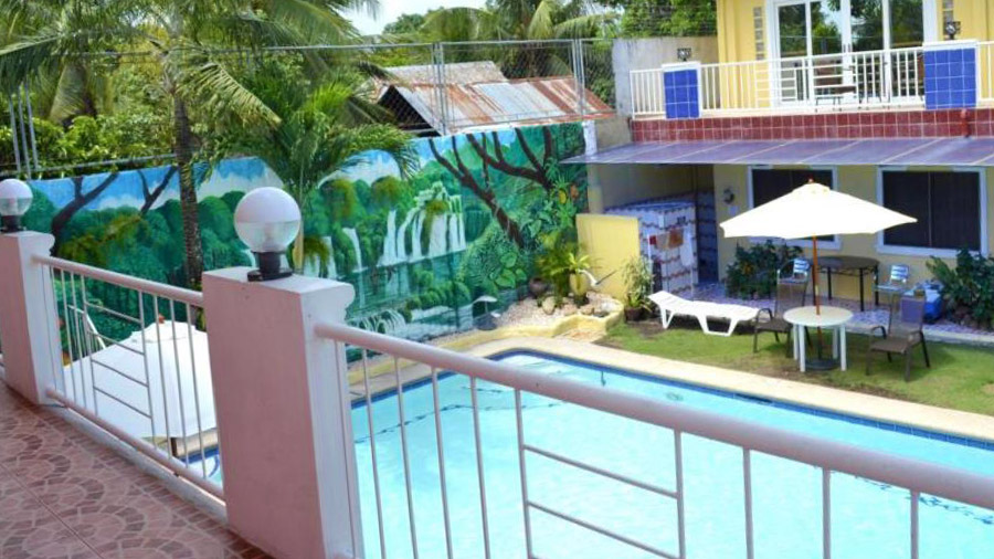 Villa Prescilla - Dumaguete City - pool view