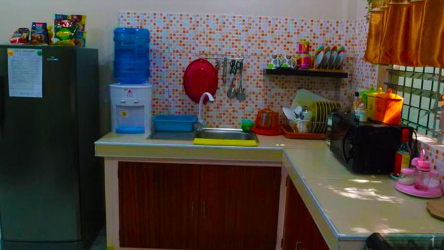YOO C Apartment Kitchen
