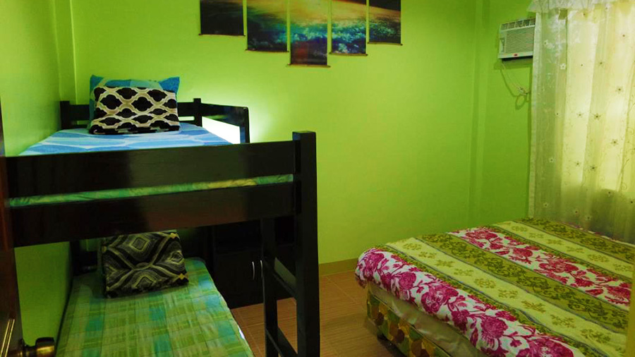 YOO C Apartment room