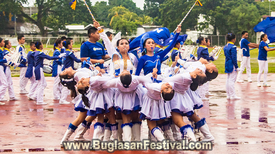 Buglasan 201 - High School Band