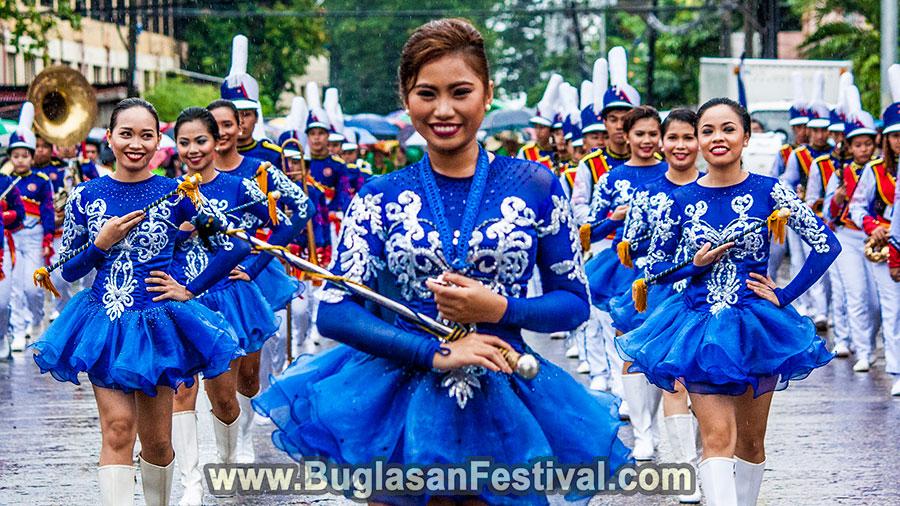 Buglasan 2017 -Civic Parade