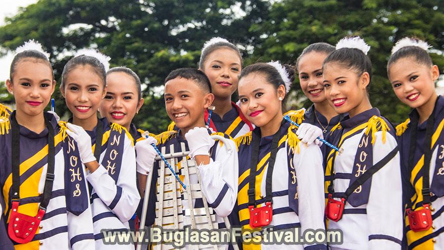 Buglasan 2017- High School Band