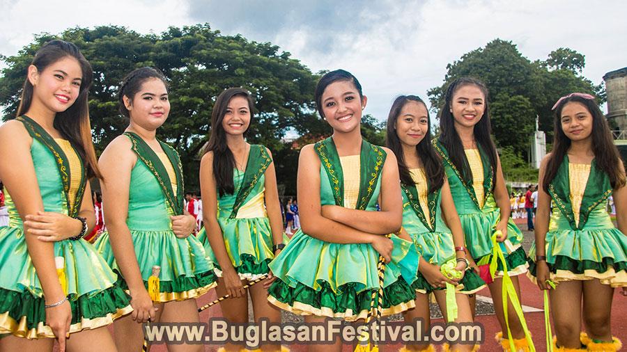 Buglasan 2017 -High School Band