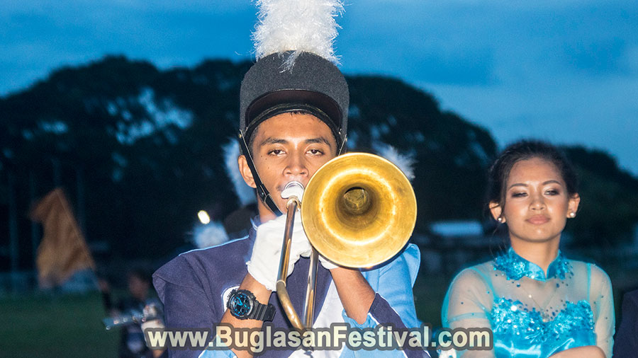 Buglasan 2017- High School Band Competition