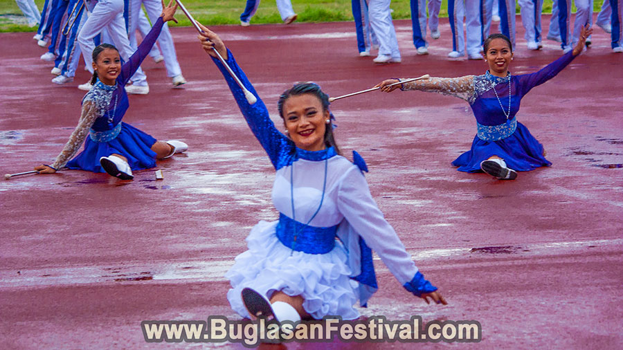 Buglasan 2017 - High School Band Competition