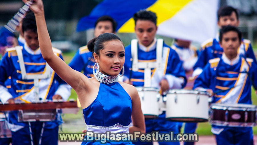 Buglasan 2017 High School Band Competition