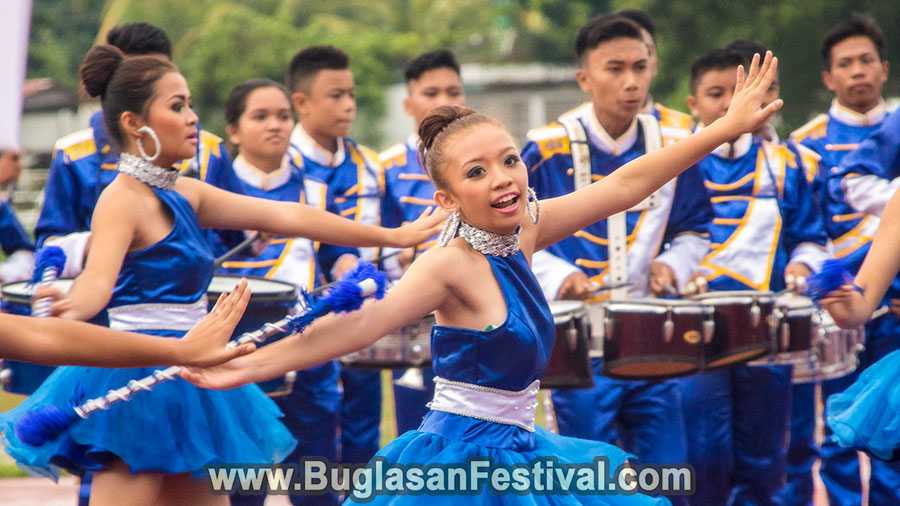 Buglasan 2017-High School Band Competition