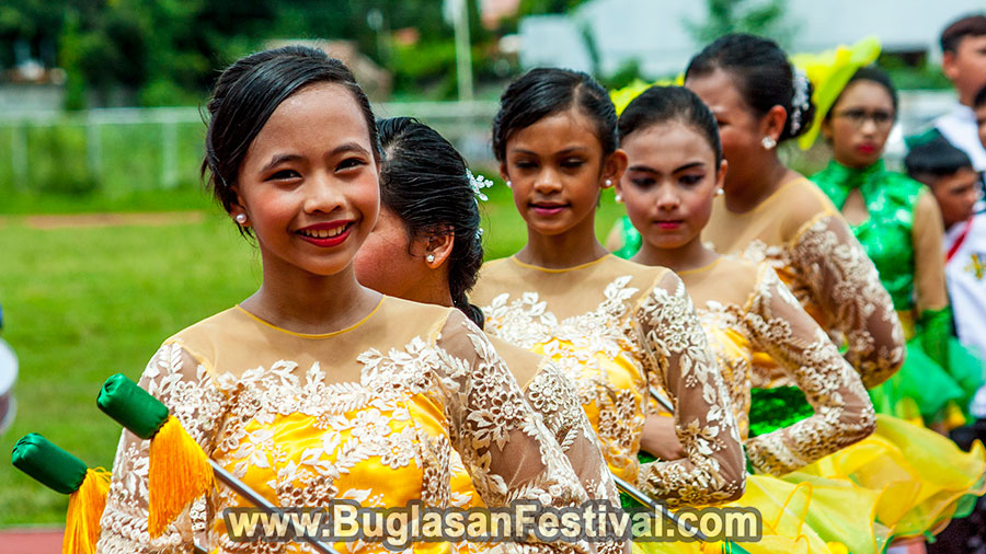 Buglasan Elementary- Marching Band Competition