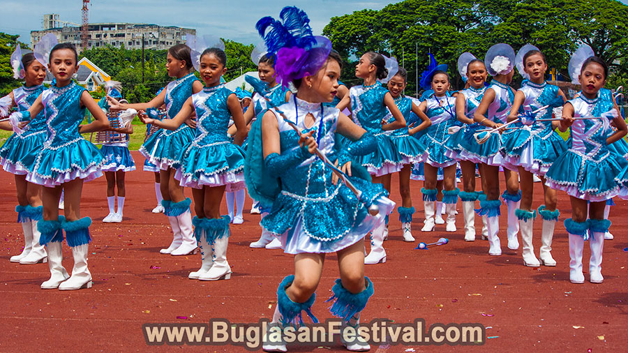 Buglasan Elementary-Marching Band Competition