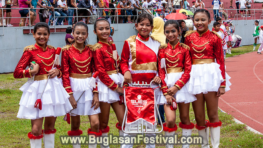 Buglasan Elementary - Marching Band Competition