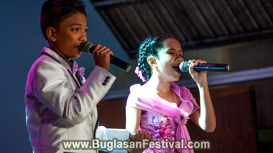 Buglasan Festival 2017 - Bulilit Duet Singing Competition