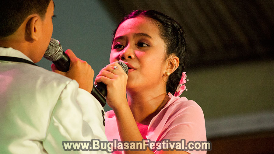 Buglasan Festival 2017 Bulilit Singing Competition