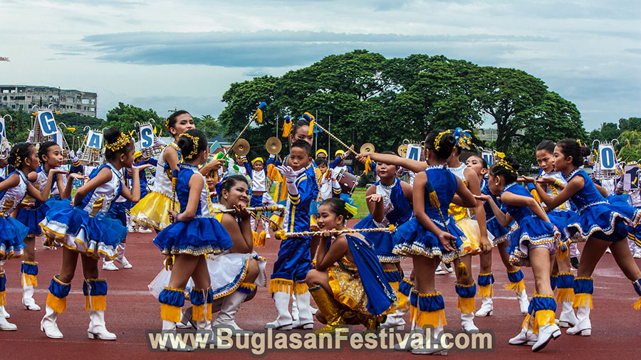 Buglasan Festival 2017 - Elementary Marching Band
