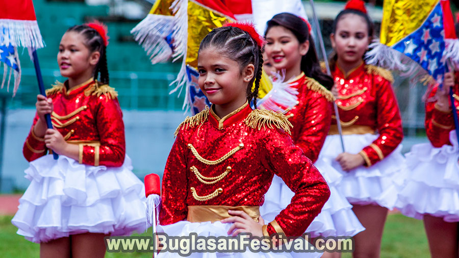 Buglasan Festival 2017- Elementary Marching Band Competition