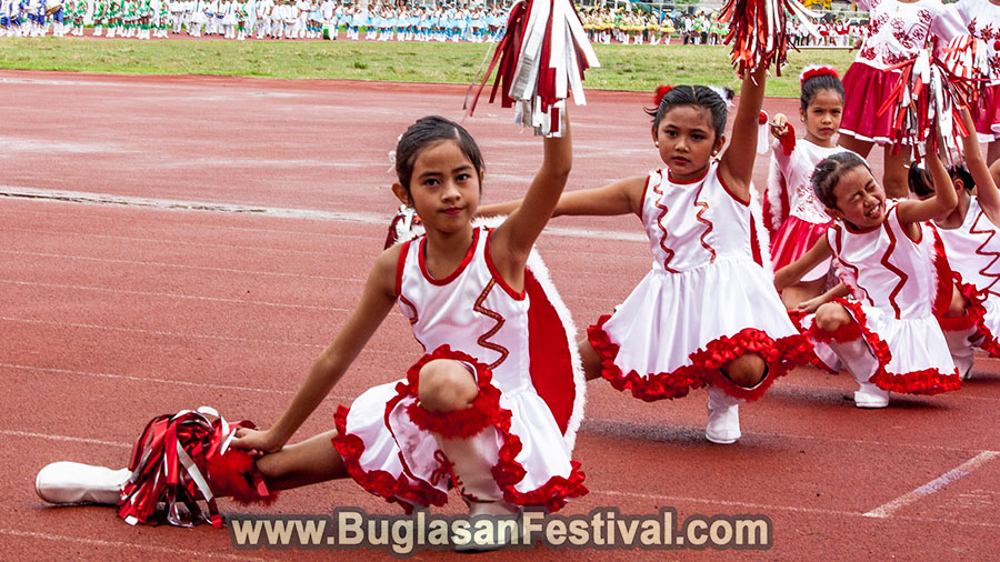 Buglasan Festival 2017 -Elementary Marching Band Competition