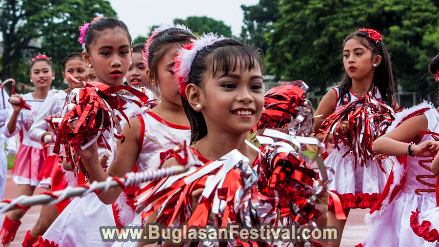 Buglasan Festival 2017-Elementary Marching Band Competition
