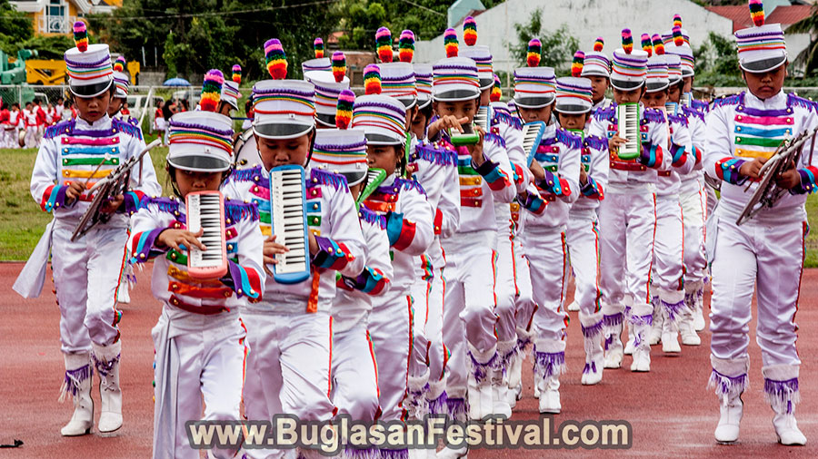 Buglasan Festival 2017 Elementary Marching Band Competition