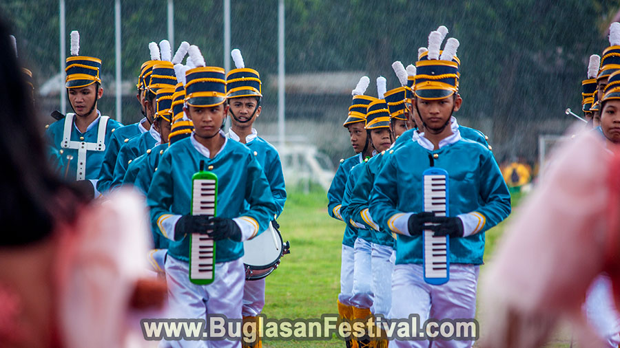 Buglasan Festival 2017-High School Marching Band Competition