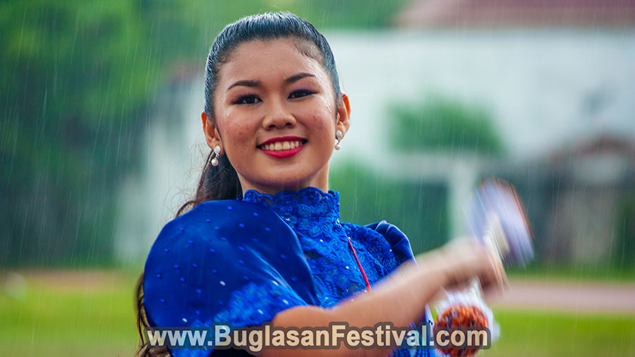 Buglasan Festival 2017 High School Marching Band Competition