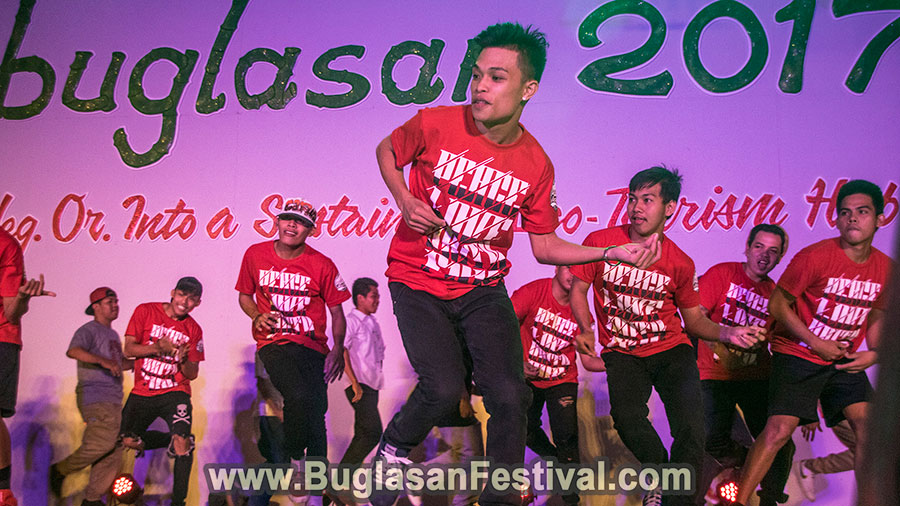 Buglasan Festival 2017 Hip-Hop and Rap Competition