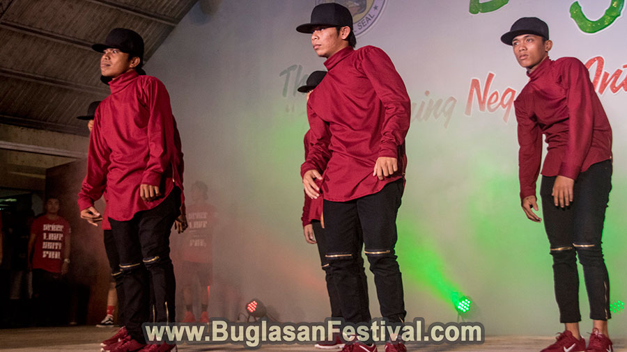 Buglasan Festival 2017 - Rap and Hip Hop Dance