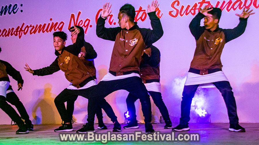 Buglasan Festival 2017 -Rap and Hip Hop Dance Competition