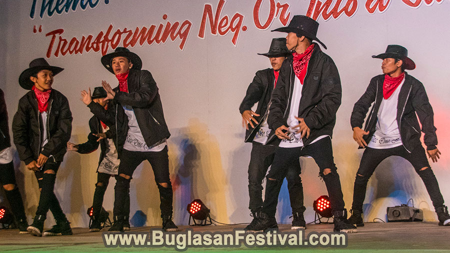 Buglasan Festival 2017- Rap and Hip Hop Dance Competition