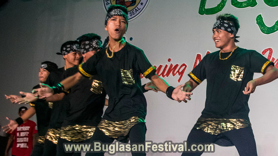 Buglasan Festival 2017 - Rap and Hip Hop Dance Competition