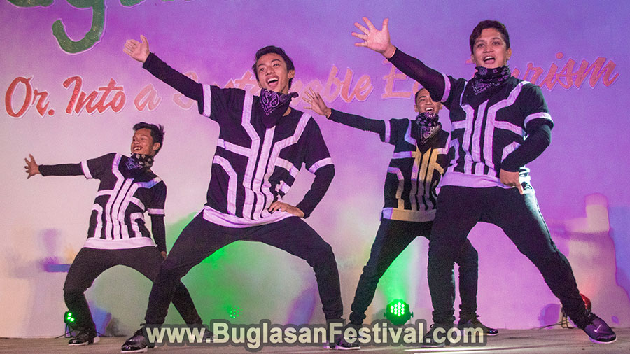 Buglasan Festival 2017 Rap and Hip Hop Dance Competition