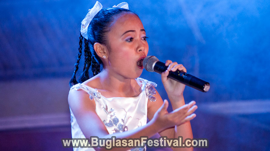 Buglasan Festival - Bulilit Singing Competition