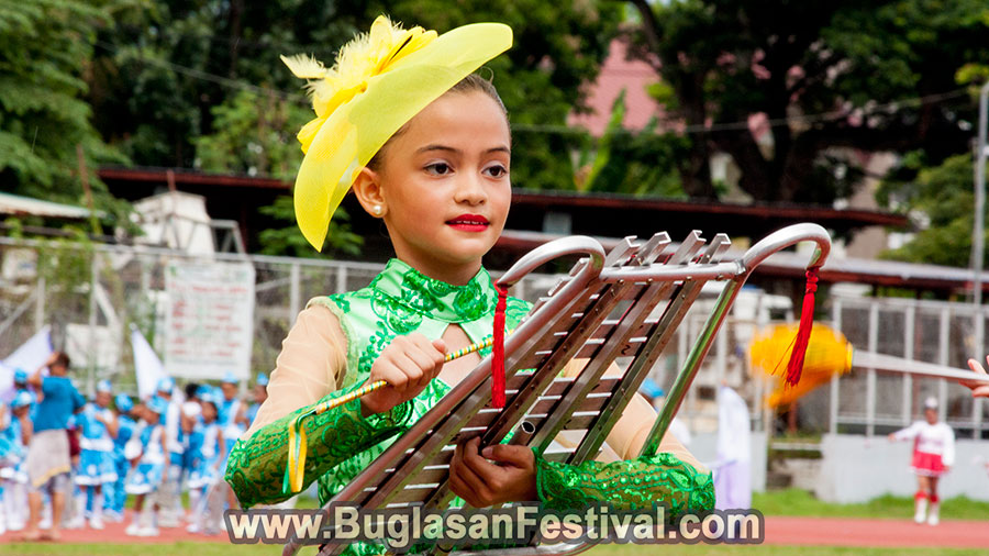 Buglasan Festival - Elementary Marching Band