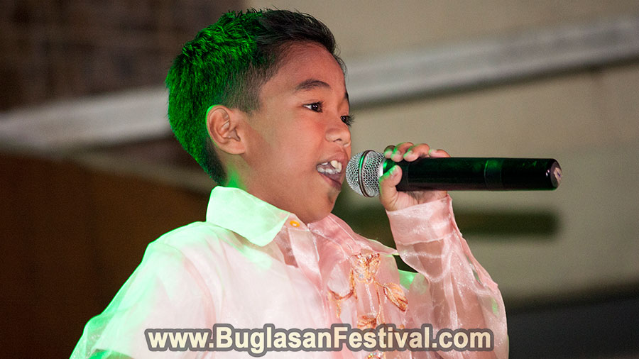 Bulilit Singing Competition - Buglasan Festival 2017
