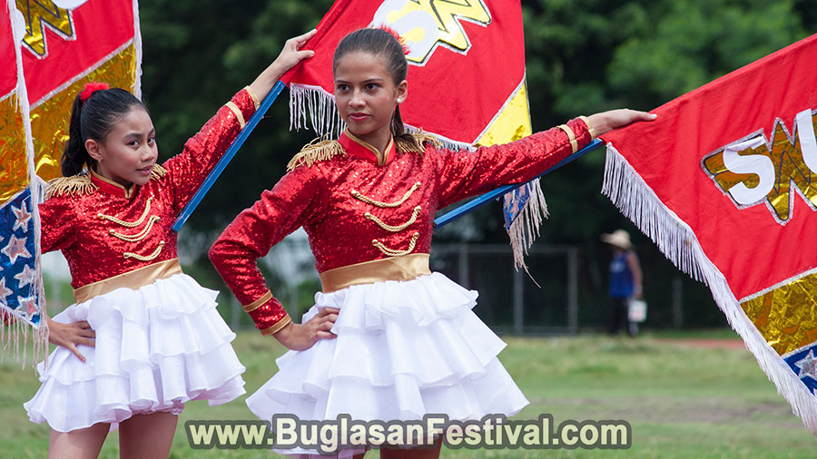 Elementary Marching Band Competition - Buglasan Festival 2017