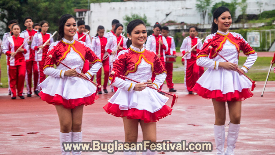 High School Band -Buglasan Festival 2017