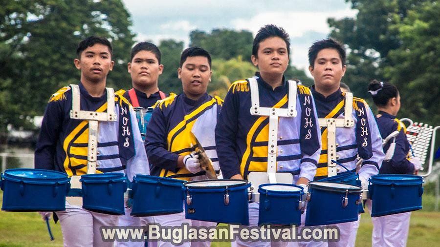 High School Band- Buglasan Festival 2017